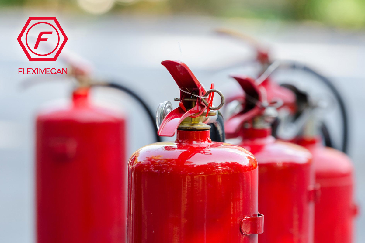 La mejor fabricación de piezas de extintores